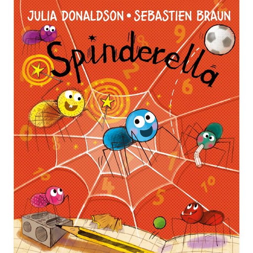 Spinderella - The Book Bundle