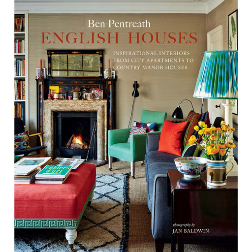 English Houses: Inspirational Interiors from City Apartments to Country Manor Houses - The Book Bundle