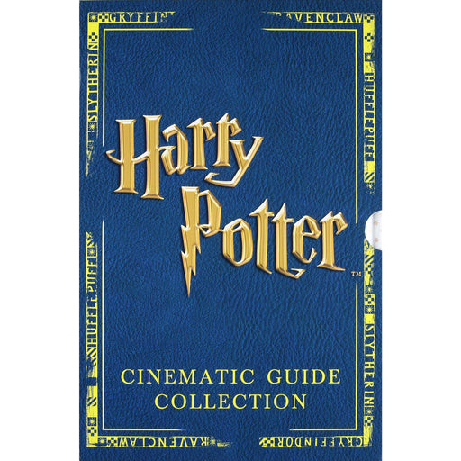 Cinematic Guide Boxed Set (Harry Potter) - The Book Bundle