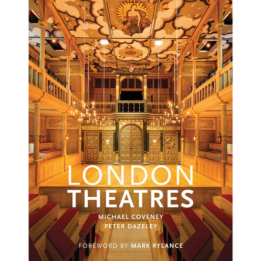 London Theatres By Michael Coveney - The Book Bundle