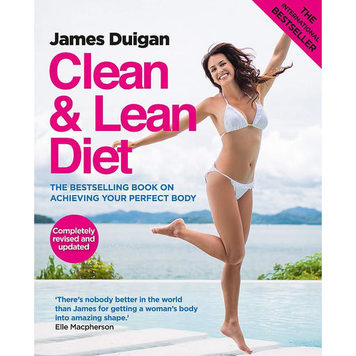 Clean & Lean Diet: The Bestselling Book on Achieving Your Perfect Body Paperback - The Book Bundle