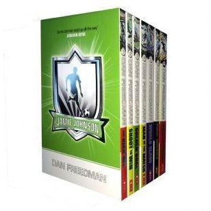 Dan Freedman Football Series Collection 7 Books Set By Jamie Johnson pb NEW - The Book Bundle