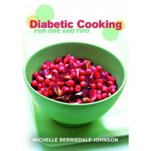 Diabetic Cooking for One and Two - The Book Bundle