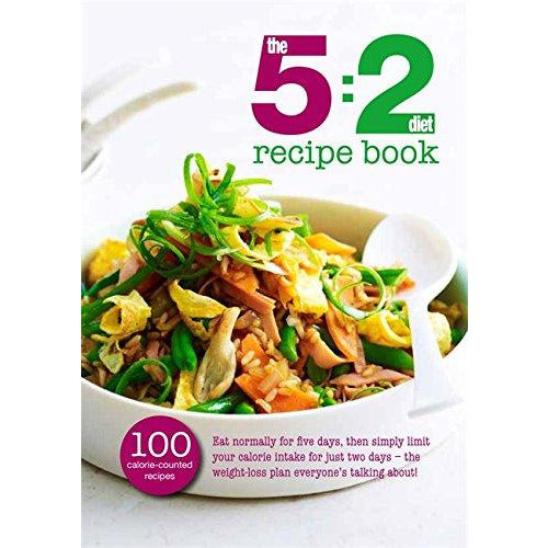The 5:2 Diet Recipe Book (The Australian Women's Weekly) Paperback - The Book Bundle