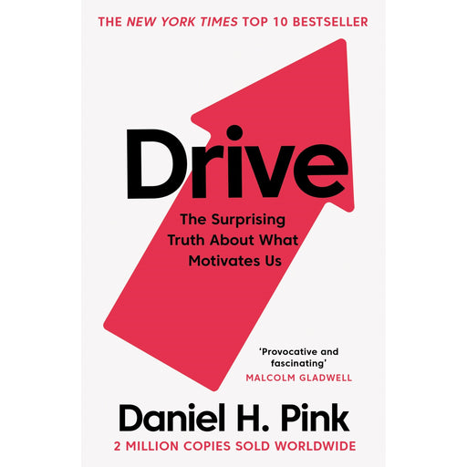 Drive: The Surprising Truth About What Motivates Us Paperback - The Book Bundle