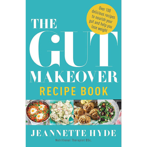 The Gut Makeover Recipe Book Paperback - The Book Bundle