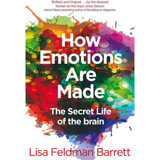 How Emotions Are Made: The Secret Life of the Brain Paperback - The Book Bundle