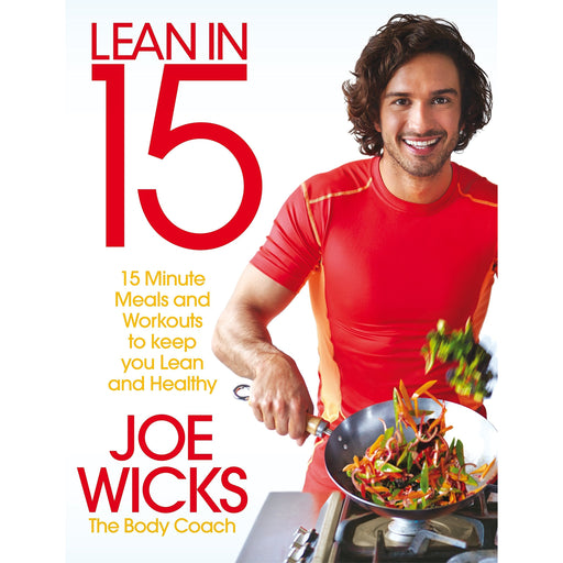 Lean in 15 - The Shift Plan: 15 Minute Meals and Workouts to Keep You Lean and Healthy Paperback - The Book Bundle