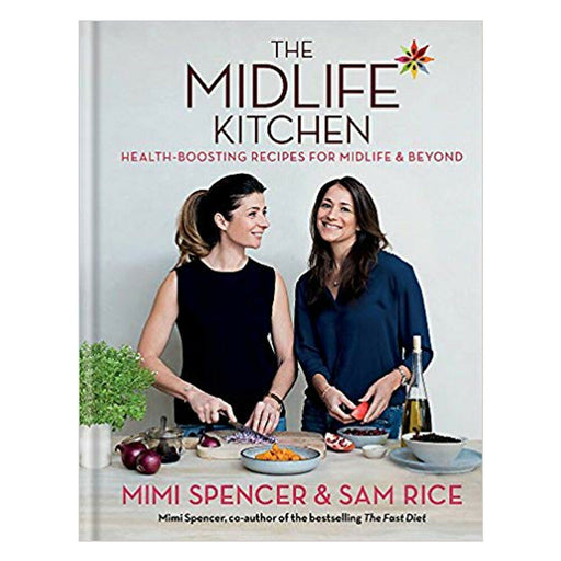 Midlife Kitchen: health-boosting recipes for midlife By Mimi Spencer PB NEW - The Book Bundle