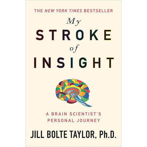 My Stroke of Insight Paperback - The Book Bundle