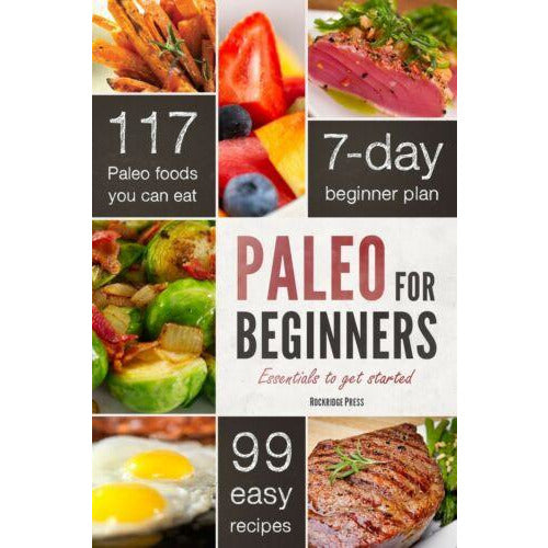 Paleo diet for beginners essentials to get started by John Chatham Paperback - The Book Bundle