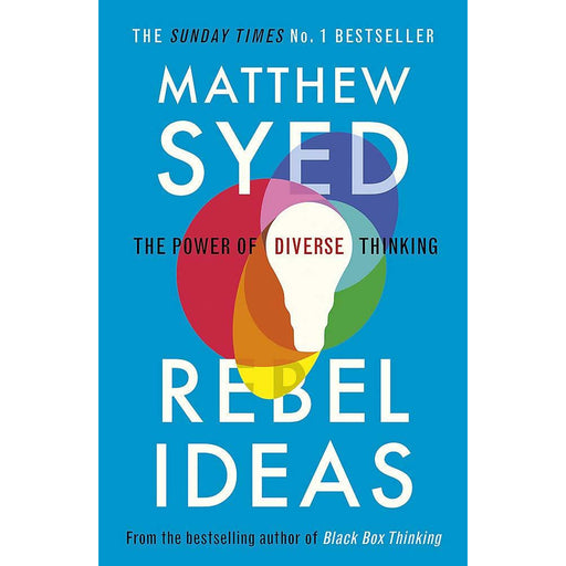 Rebel Ideas: The Power of Diverse Thinking Paperback - The Book Bundle