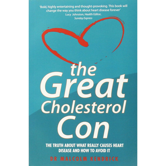 The Great Cholesterol Con - The Book Bundle