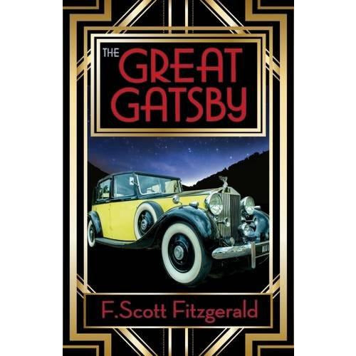 The Great Gatsby Paperback - The Book Bundle