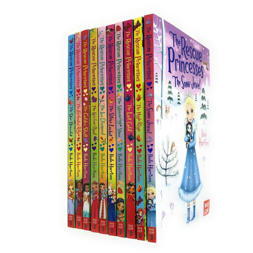 The Rescue Princesses 10 Books Collection Set By Paula Harrison - The Book Bundle