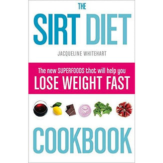The Sirt Diet Cookbook Paperback - The Book Bundle