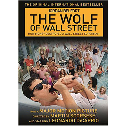 The Wolf of Wall Street by Jordan Belfort, Professional Investment Paperback - The Book Bundle