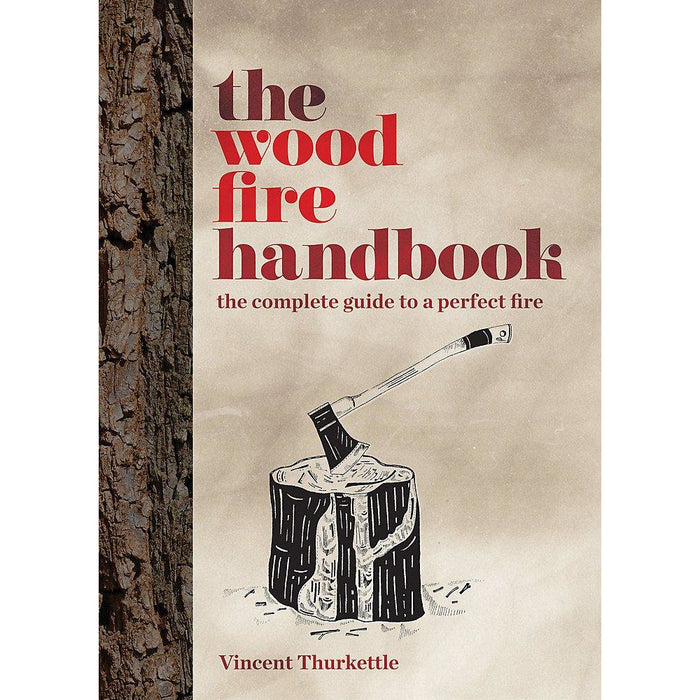 The Wood Fire Handbook Hardcover - The Book Bundle
