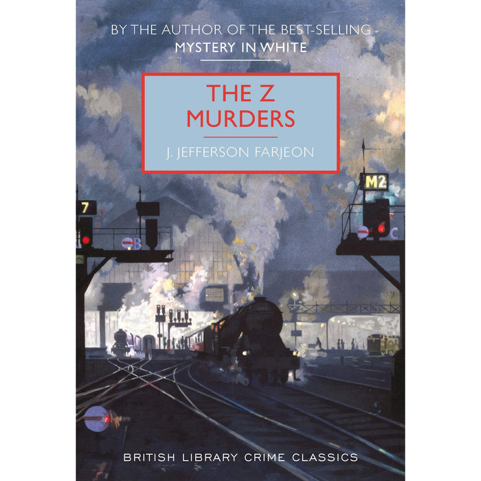 The Z Murders (British Library Crime Classics) - The Book Bundle