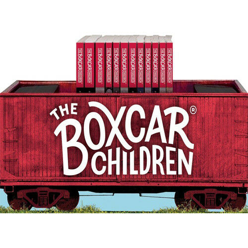 The Boxcar Children Bookshelf (Books #1-12) (Boxcar Children Mysteries) - The Book Bundle