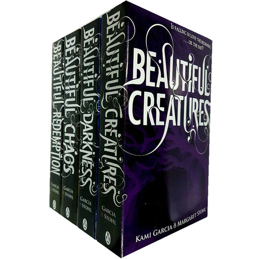 Beautiful Creatures Series Kami Garcia Margaret Stohl Collection 4 Books Set NEW - The Book Bundle