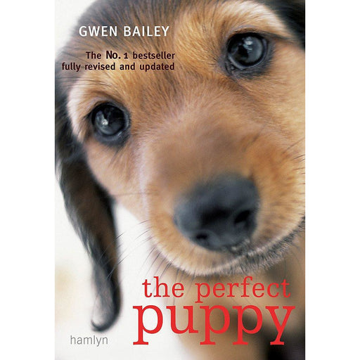 The Perfect Puppy: Take Britain's Number One Puppy Care Book With You Paperback - The Book Bundle