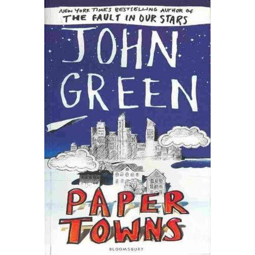Paper Towns, John Green, New Book - The Book Bundle