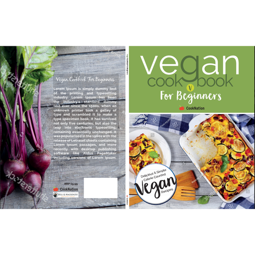 Vegan Cookbook for Beginners: The Essential Vegan Cookbook To Get Started - The Book Bundle