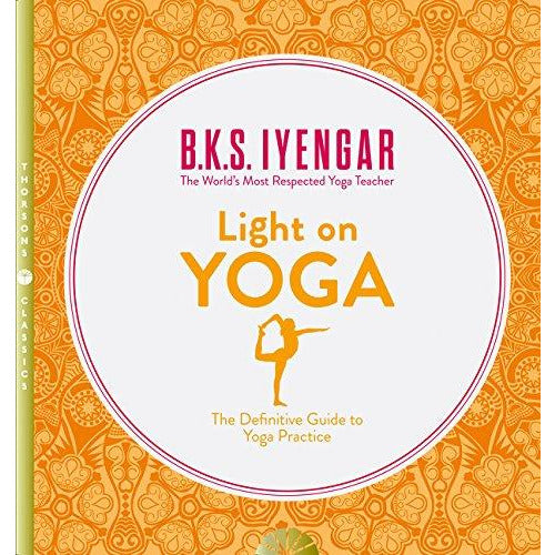 Light on Yoga: The Definitive Guide to Yoga Practice - The Book Bundle