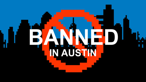 Ty Richards Banned in Austin, TX