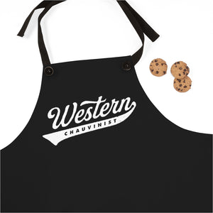 Western Chauvinist Grill Apron