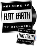 """Welcome to Flat Earth"" CD & LP Bundle - Ty Richards - Covers"
