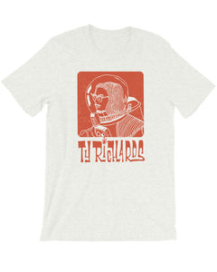 Spaceman T-Shirt - Ty Richards
