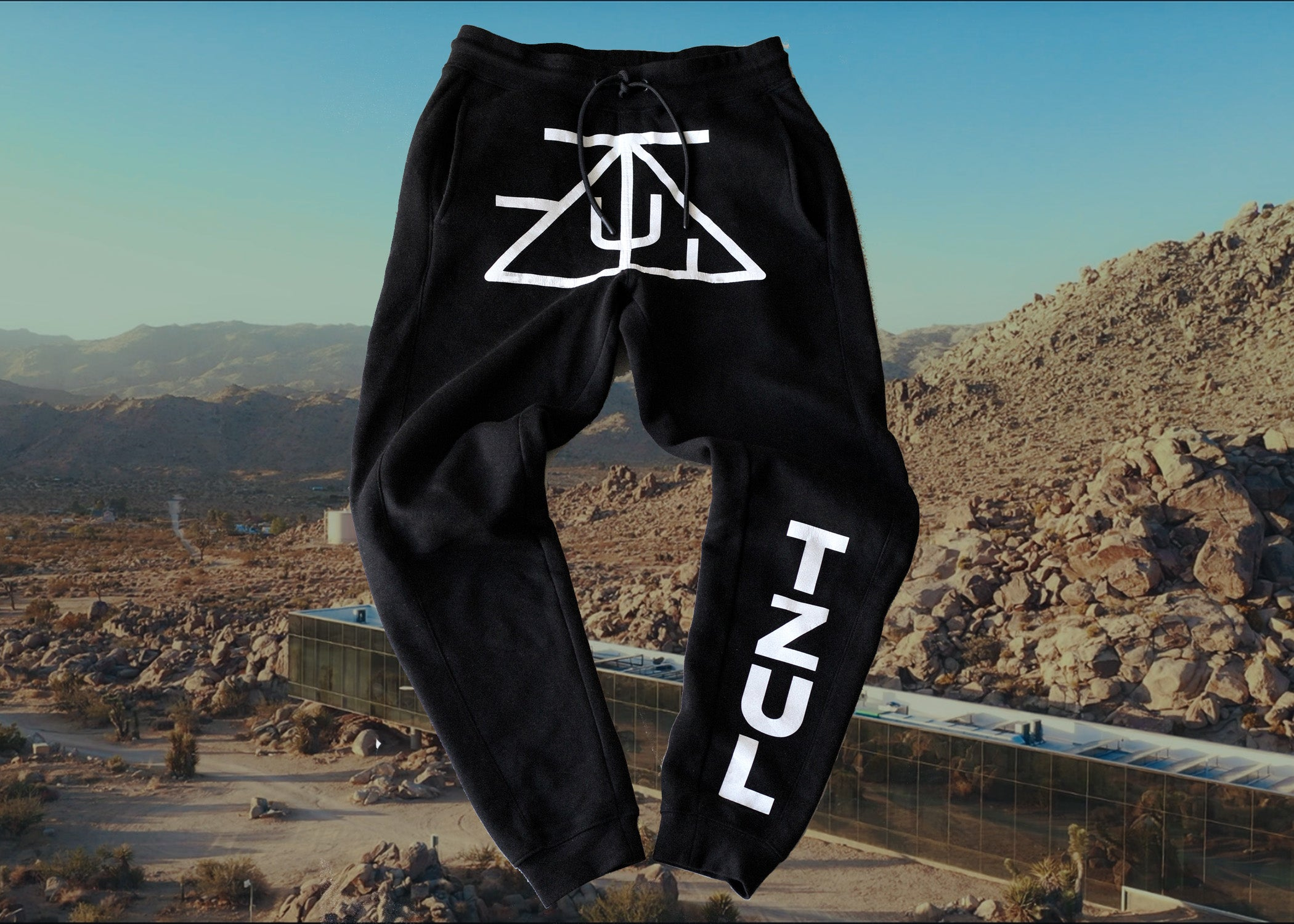 TZUL Essential Lounge Joggers (Black)