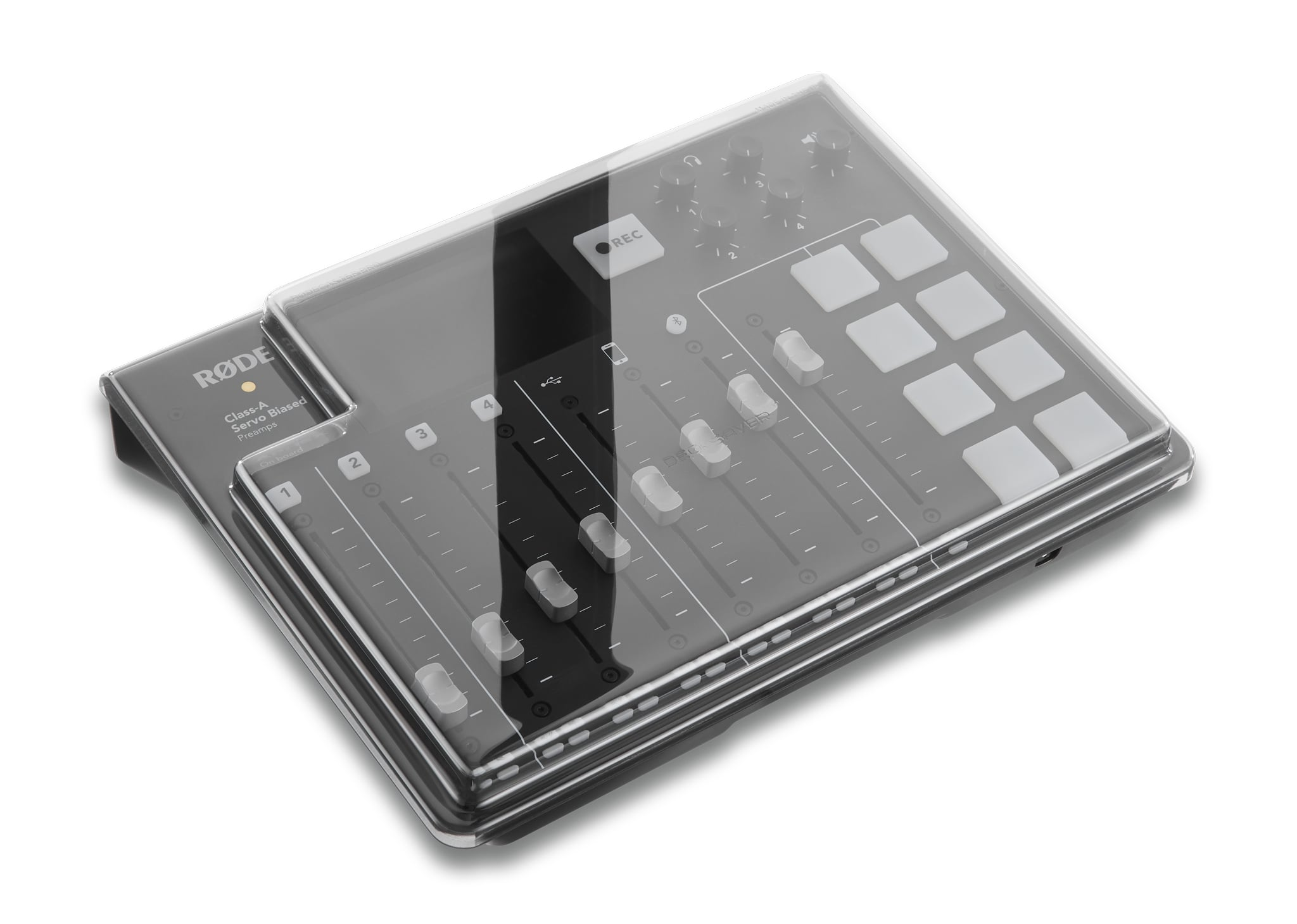 Decksaver Rode Rodecaster Pro Cover