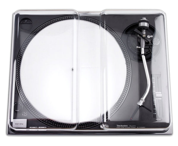 Decksaver Turntable (Technics / Pioneer) Smoked Cover