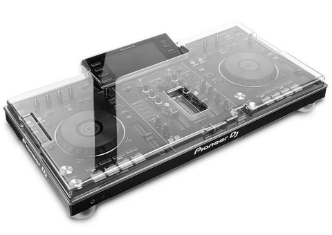 Decksaver Pioneer XDJ-RX Smoked/Clear Cover