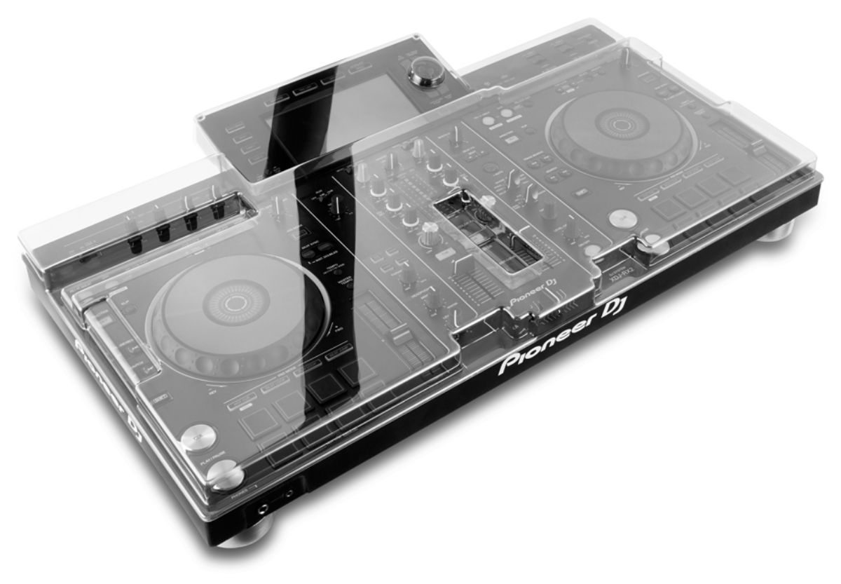 Decksaver Pioneer XDJ-RX2 Smoked/Clear Cover