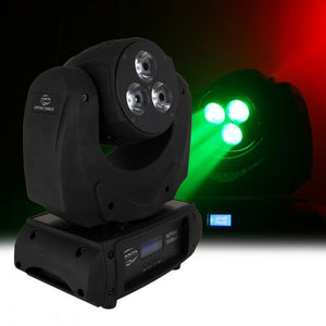 Lanta Neptune Tumbler Twin Sided Moving Head