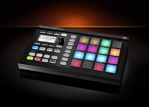 Native Instruments Maschine Mikro MK2 (Black) B-Stock