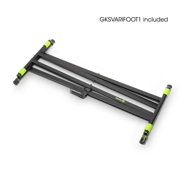 Gravity KSX2 Double Brace Keyboard Stand