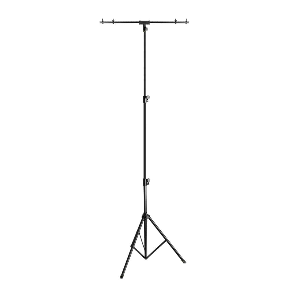 Gravity LSTBTV28 Lighting Stand with T-Bar (1.45m to 3.25m)