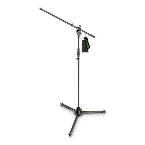 Gravity MS4321B Microphone Stand w/ Fixed Boom
