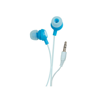 Sound Lab In-Ear Stereo Earphones (Blue)