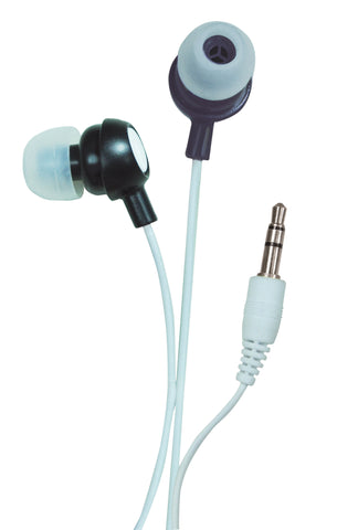 Sound Lab In-Ear Stereo Earphones (Black)