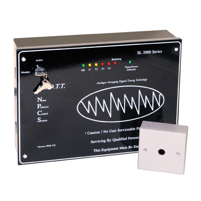 Eagle SL2000 Noise Pollution Sound Limiter System