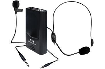 Kam VHF Wireless Transmitter Pack