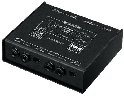 IMG Stageline DIB-102 Double D.I.Box