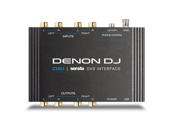 Denon DS1 Serato Digital Vinyl Audio Interface