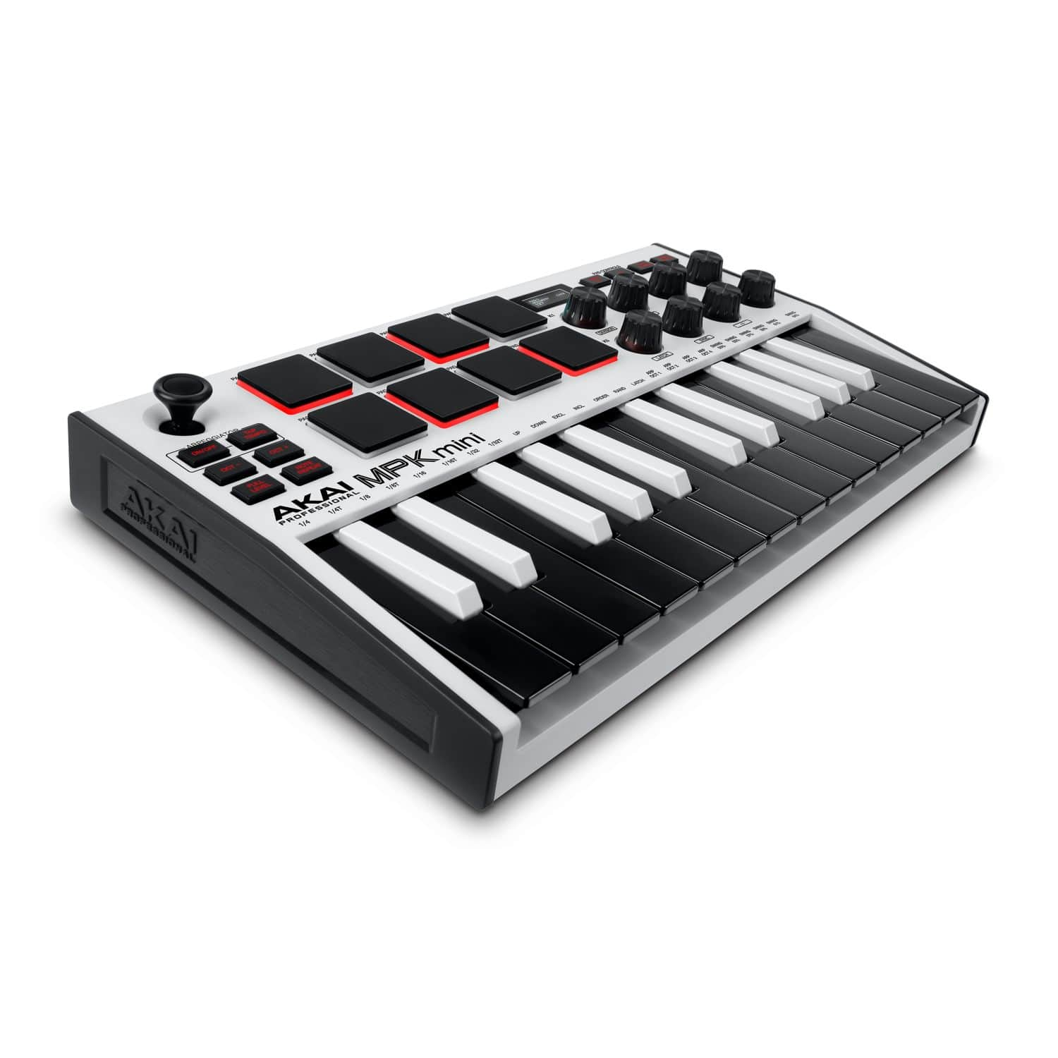 Akai MPK Mini MK3 - Limited Edition White